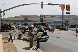 Man in critical condition after collision, rollover in ...