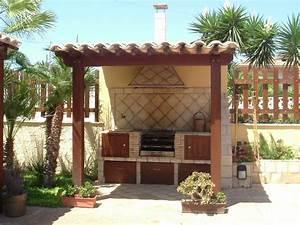 Relativamente Cucina Esterna In Muratura KW55 ~ Pineglen
