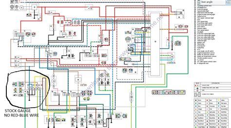 Tachometer Wiring Diagram For Yamaha Motorcycles
