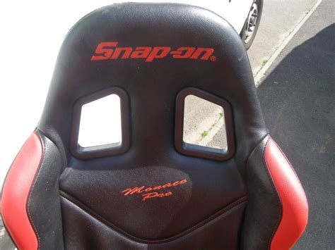 Bucket Racing Chair by Snap On Cobra Monaco Bucket Seat As Office Chair Sold
