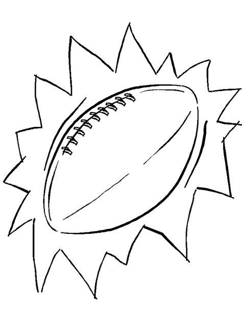 printable football football sports coloring pages coloringpagebookcom