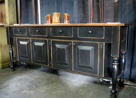 Black Sideboards And Buffets by 15 Inspirations Of Black Sideboards And Buffets