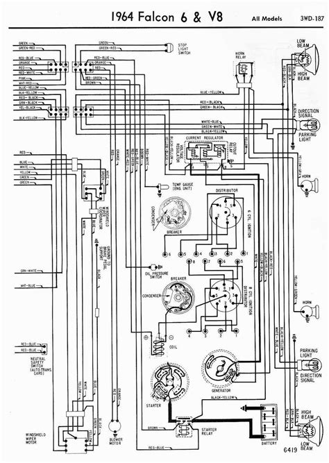 Ford Falcon Wiring Diagram Diagrams