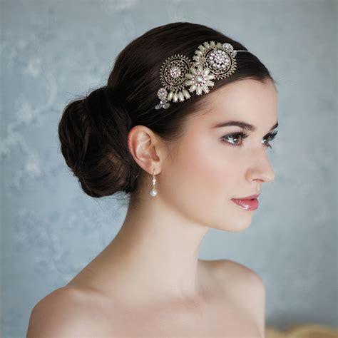 sublime bijoux pour cheveux mariage instant pr 233 cieux