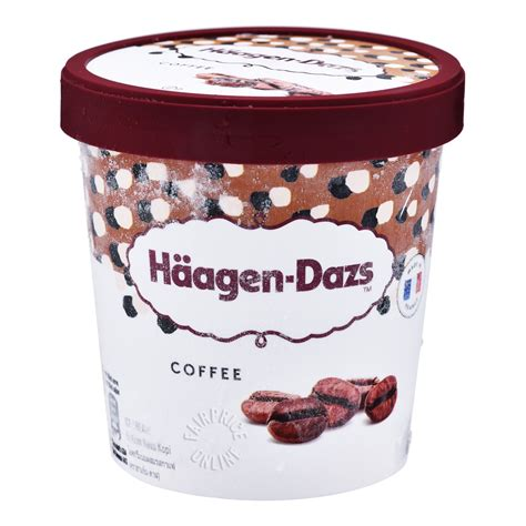 Since 1960, our passion has taken us on a journey to transform only the finest ingredients into a simply extraordinary ice cream experience. Haagen-Dazs Ice Cream - Coffee | NTUC FairPrice