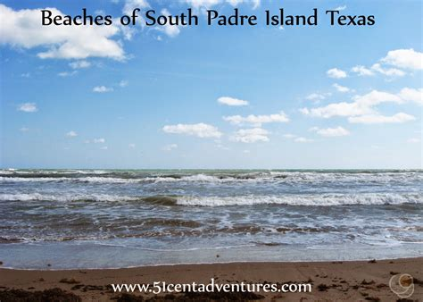 cent adventures beaches  south padre island