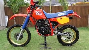 1986 Honda Xr600