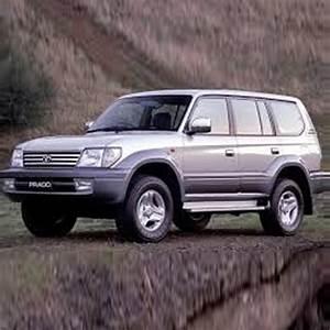 Toyota Land Cruiser Prado Repair Manual 1996-2002