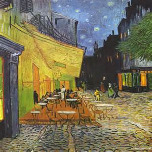 Vincent Van Gogh Cafe