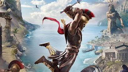 Creed Odyssey E3 Assassin Wallpapers 1600