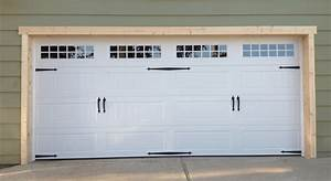 The Stunning Exterior: Standard Garage Door Sizes Rough