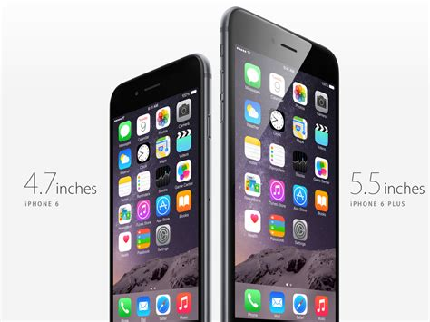 what s the difference between iphone5 and iphone 5s differences between the iphone 6 and iphone 6 plus