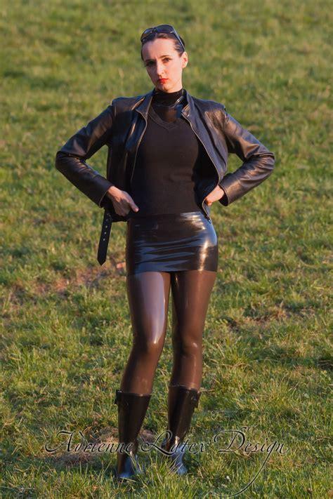 Gal-2 | Adrienne Latex Design - custom made fetish fashion