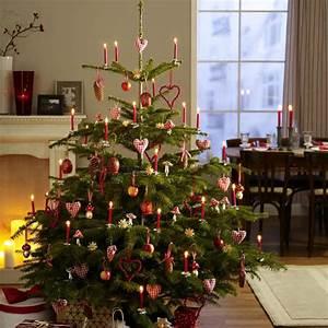 Schleifen Für Weihnachtsbaum : oh tannenbaum 3 x festlich geschm ckt ~ Whattoseeinmadrid.com Haus und Dekorationen