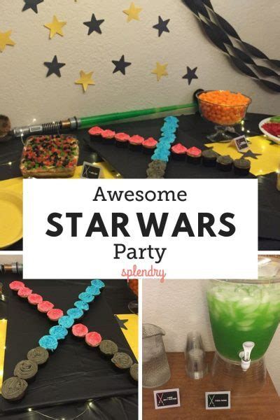 May the 4th Be With You: Star Wars Party - Splendry