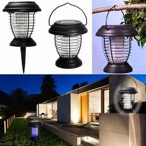 Anti Moustique Exterieur Efficace : lampe anti insecte ~ Dode.kayakingforconservation.com Idées de Décoration