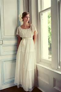 robe mariã e boheme dentelle robe de mariée dentelle boheme chic idées et d 39 inspiration sur le mariage