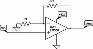 op amp determining dc gain of single supply op amp no With how to measure amps electrical service circuit or individual device