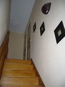 couleur des murs de ma salle a manger salon page 2 With wonderful peindre des escalier en bois 19 quelles couleurs pour ce couloir