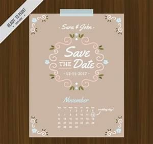 Invitation Card Format For Event 20 Wedding Calendar Psd Vector Eps Download