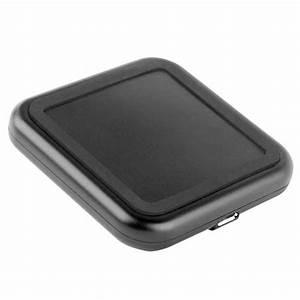 Handy Induktiv Laden : kabelloses laden wireless charger induktive ladestation 5v dc 1 5a qi kompatibel schwarz ~ Watch28wear.com Haus und Dekorationen