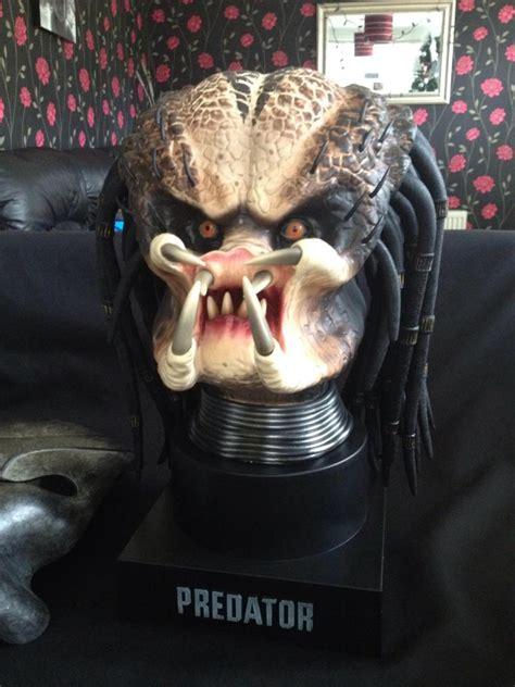 predator  limited edition predator head avpgalaxy