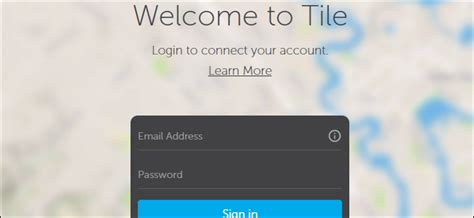 how to find your tile tracker with or home