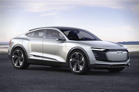 2019 Audi Etron Sportback Concept Hiconsumption