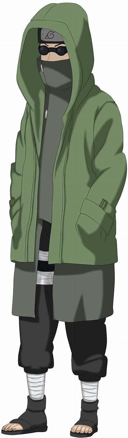 Shino Naruto Aburame Giant Mimiko Collab Deviantart
