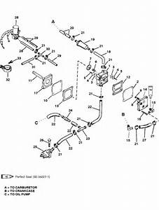 Mercury Marine 50 Hp  3 Cylinder  Fuel Pump  50    60  Parts