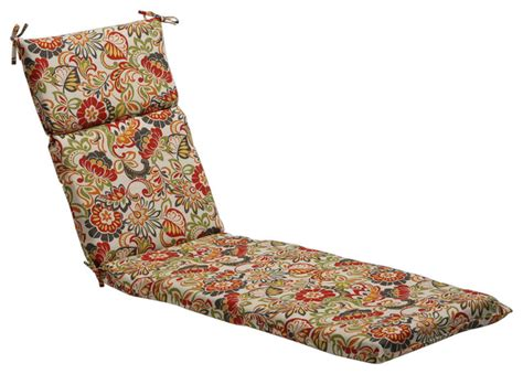 chaise multicolore zoe multicolor chaise lounge cushion farmhouse outdoor