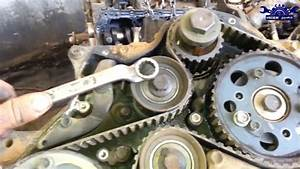 Isuzu 4jg2 Engine Timing Marks