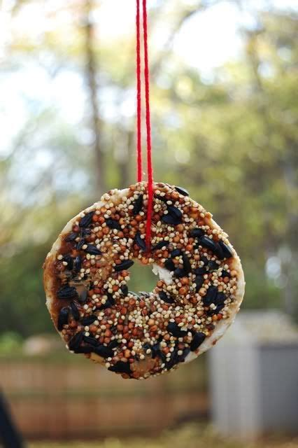 bird feeder craft for preschoolers bagel bird feeder activities bagels 254
