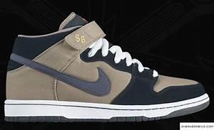 Nike Dunk Mid Sb - Justin Brock - Workwear