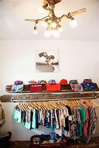 Garderobenständer Selber Bauen : kleiderst nder selber bauen 25 diy garderobenst nder store design ideen kleiderst nder ~ Orissabook.com Haus und Dekorationen