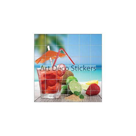 Stickers Deco Salle De Bain by Sticker Carrelage Mural Faience D 233 Co Cuisine Ou Salle De