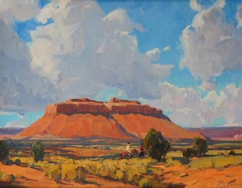 A Modernist View Of Western Landscape Paintings By Utah