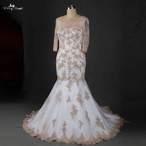 popular champagne colored vintage lace wedding dresses buy With champagne colored wedding dress