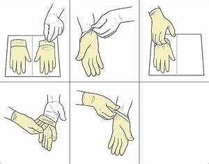 Discharge Instructions Using Sterile Glove Technique