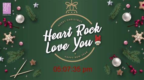 Bnk48 ไฮไลท์ Merry X'mas Heart Rock Love You & Hny 2019