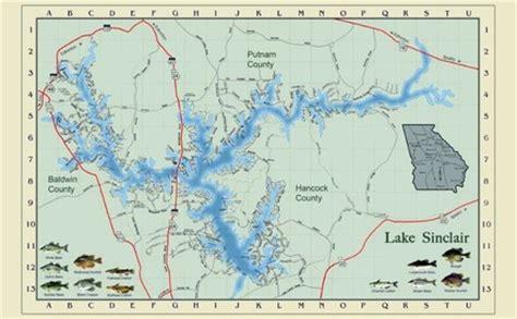 Lake Sinclair 3 br Lake Front Vacation Rental Home
