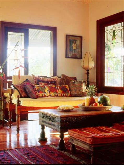 Indian Interior Design Ideas For Living Room by 12 Spaces Inspired By India Hgtv