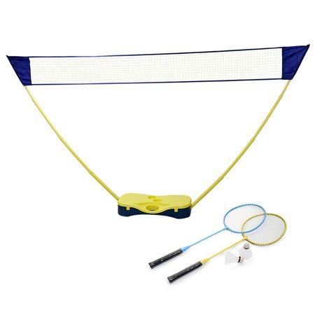 foto de HLC 3 in 1 Junior Outdoor Portable Badminton Set Tennis