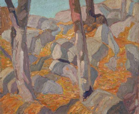 franklin carmichael paintings gallery  alphabetical order