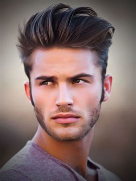 comb  hairstyles  men feed inspiration
