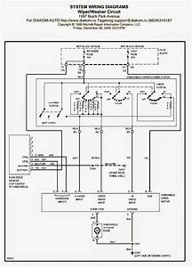 Wiring Diagrams And Free Manual Ebooks  1997 Buick Park Avenue Wiper Washer Circuit