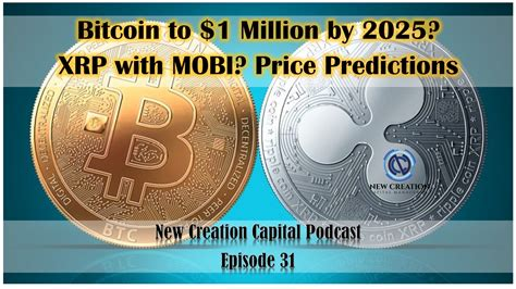 The price jumped from $0.2 to more than $0.5 in february and traded above $0.4 until a huge spike rallied the price close to $1 in april. Episode 31: Bitcoin to $1 Million by 2025? 8.5 Million XRP Scammed? XRP with MOBI? Price ...