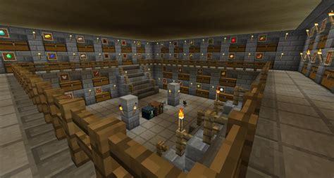 Minecraft Storage Room Design Ideas by Underground Base Improvements Suggestions Needed