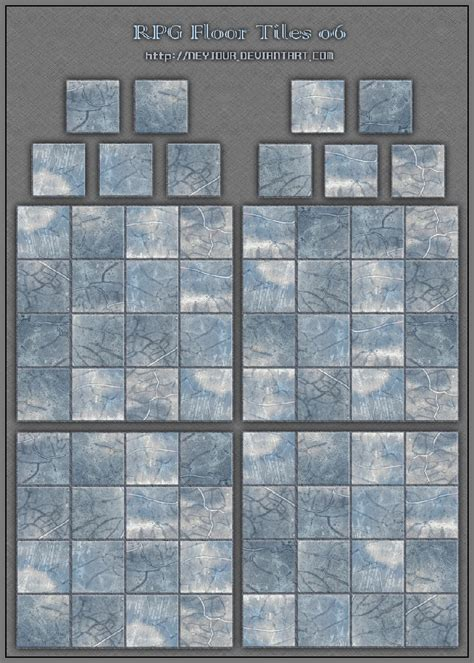 neyjour s tile sets dungeon channel