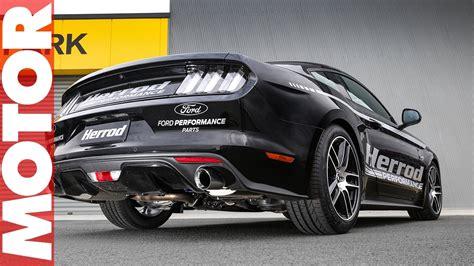 Herrod Performance Ford Mustang  Hot Tuner 2016 Motor